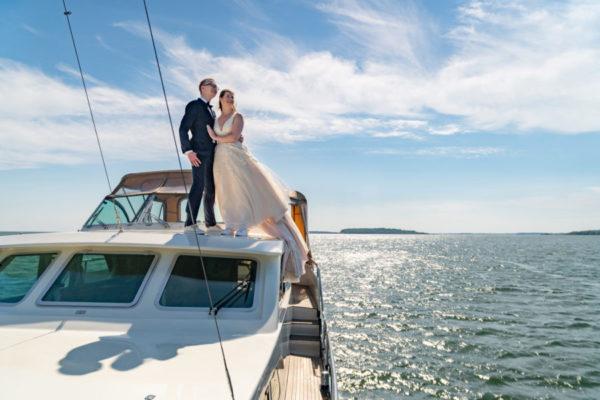 Freie Trauungen auf dem Selliner See und dem Meer erleben