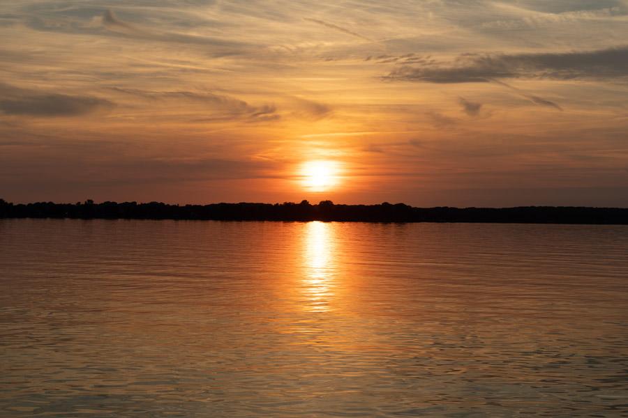 Eventfahrten mit dem Hochzeitsschiff Darie über den Selliner See auf der Insel Rügen