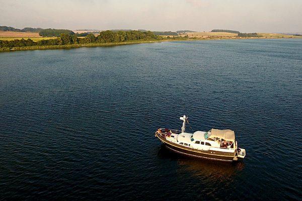 Heiraten auf dem Hochzeitsschiff MS Darie – Außenstelle vom Standesamt Mönchgut-Granitz im Ostseebad Sellin auf Rügen