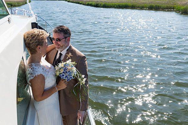 Hochzeitsschiff Darie im Ostseebad Sellin auf Rügen – offizielle Außenstelle vom Standesamt Mönchgut-Granitz