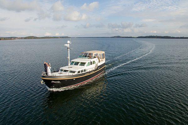 Trauungen auf dem Hochzeitsschiff Darie vom Photohaus Knospe im Ostseebad Sellin auf Rügen